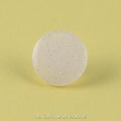 white fancy button