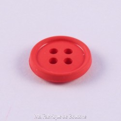 red Fancy Button