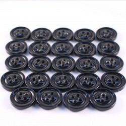 Lot de 24 boutons Bergamote