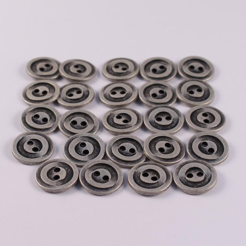 Lot de 24 boutons Berchaire