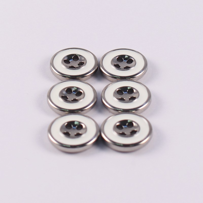 Set of 6 buttons Benedetta