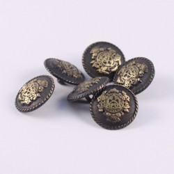Set of 6 buttons