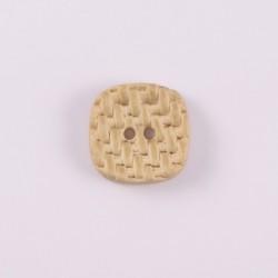 Polyester Button Bixente