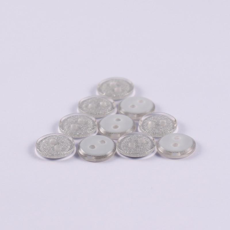 Pack of 10 Original Buttons Brandon