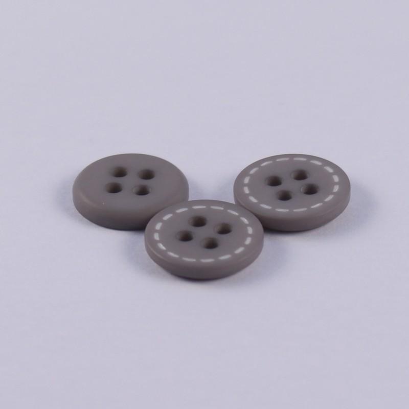 Lot 2 + 1 (FREE) Buttons Elouan