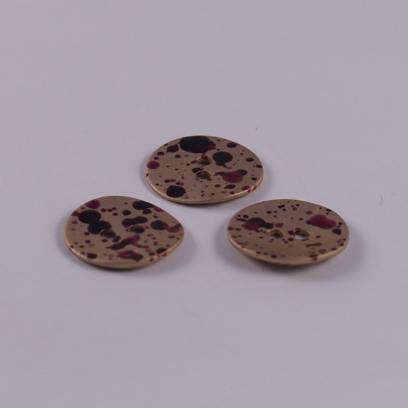 Set (2+1 free) Mother of Pearl Buttons Braulio