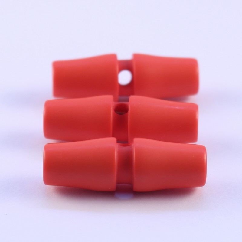Lot de 3 Buchettes Polyester Daniset 40mm