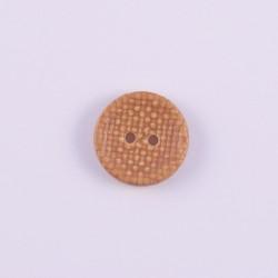 Polyester Button Daphné