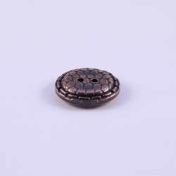 Button ABS Metal Dauphine