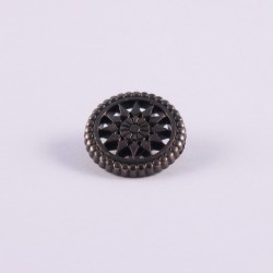 Button ABS Metal David