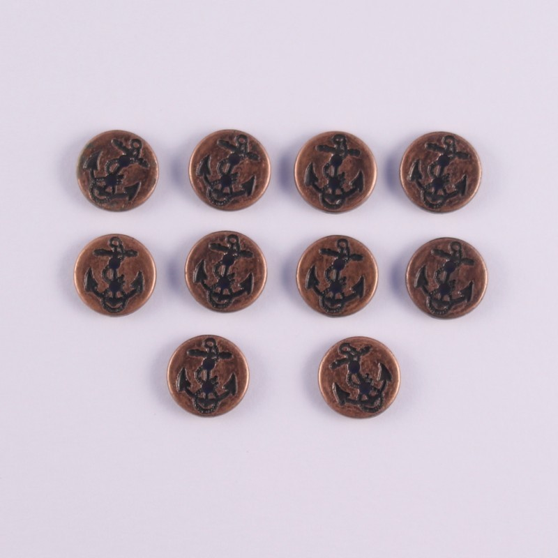 ABS Metal Buttons