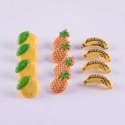 Assortiment fruits exotiques