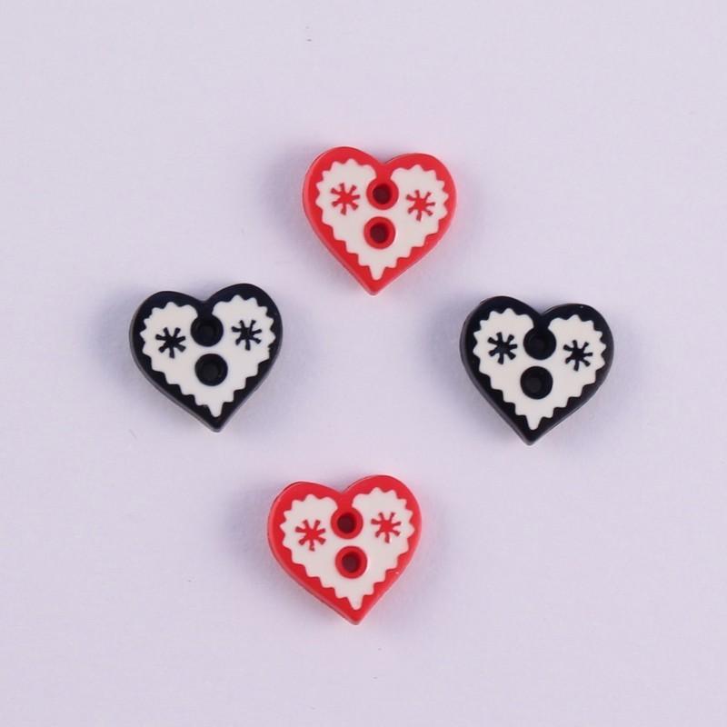 Assortiment petits cœurs