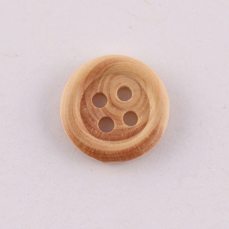 wood button Andy