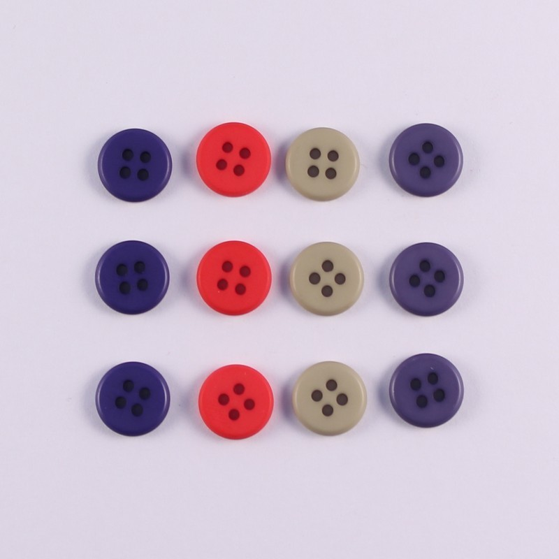 Assortment of colours