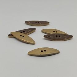 Coco Oval Button Diogo