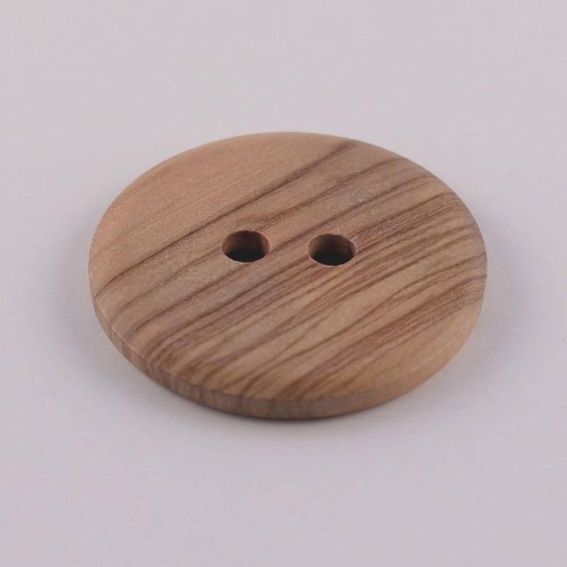Big Button Wood Anatole