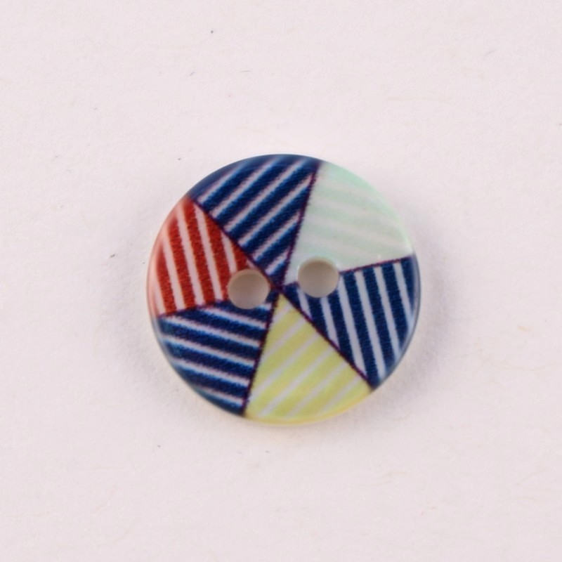 Mother Of Pearl Button Edern