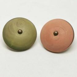 Wood Button Giobatta