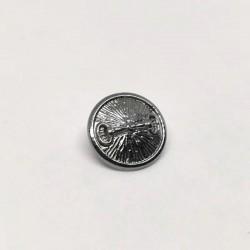 metal knob 15mm Gond