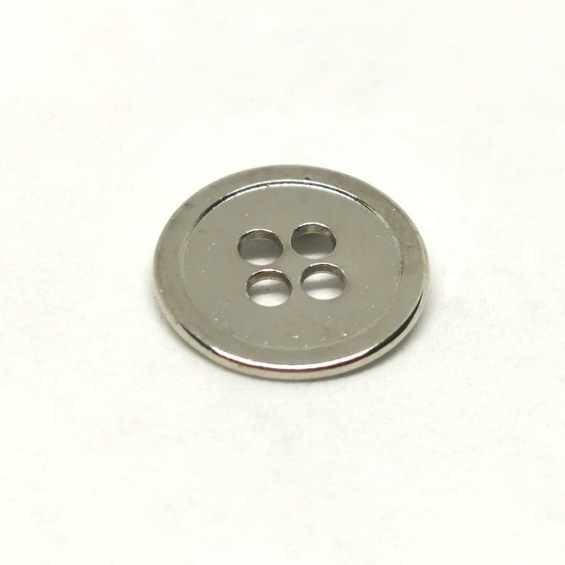 15mm metal button  Goulven