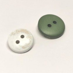 Wood Button Grace