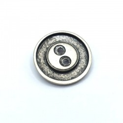 button-metal-silver