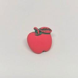 children's apple button