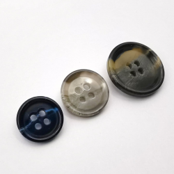 Synthetic button Guilhem