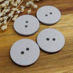 bouton recyclé fibres de chanvre