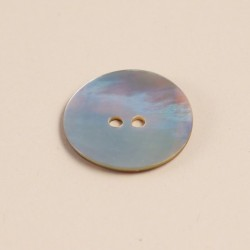 Akoya Natural Mother of Pearl Button Abriel